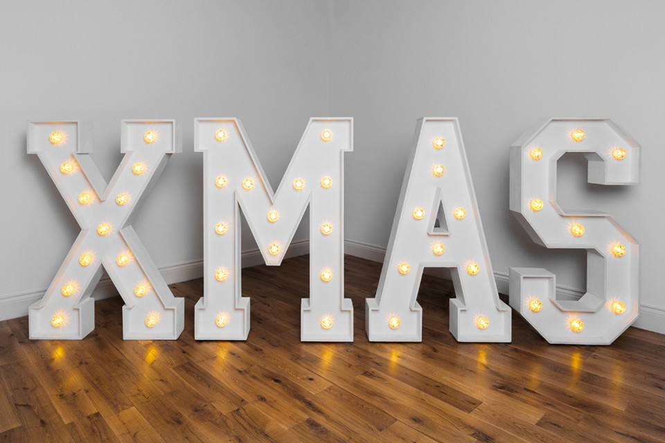 Yorkshire Wedding Decor, Styling & Prop Hire - Christmas/New Year