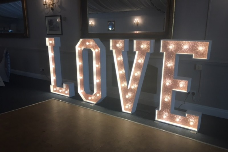 copper love letters to hire yorkshire