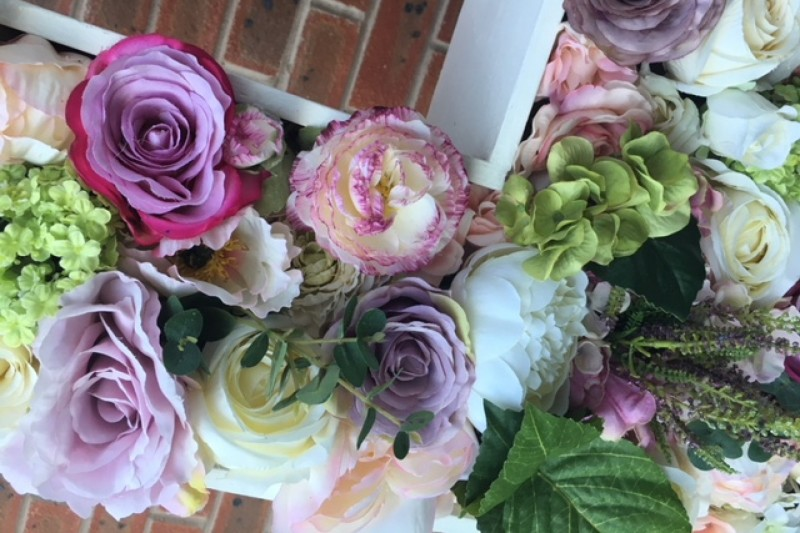 floral love letters to hire in york