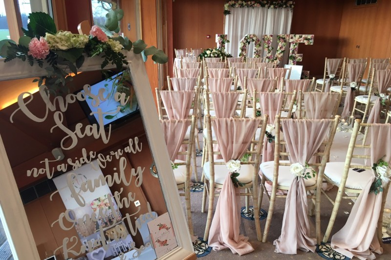 floral love letters to hire york