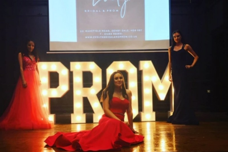 light up prom letter hire yorkshire
